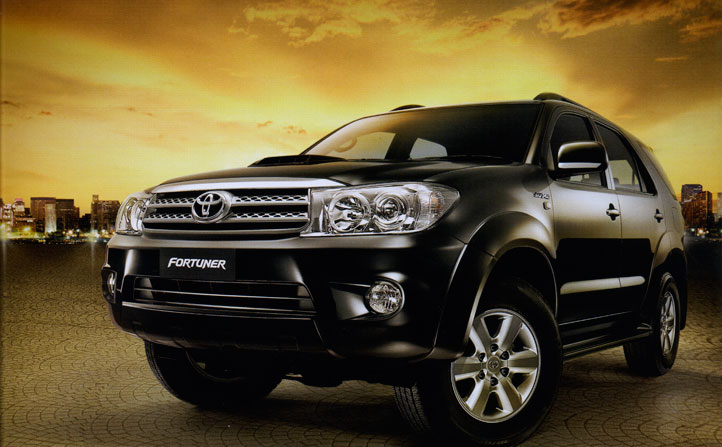 New Fortuner 2009