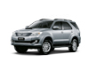 Toyota : New Fortuner 2009