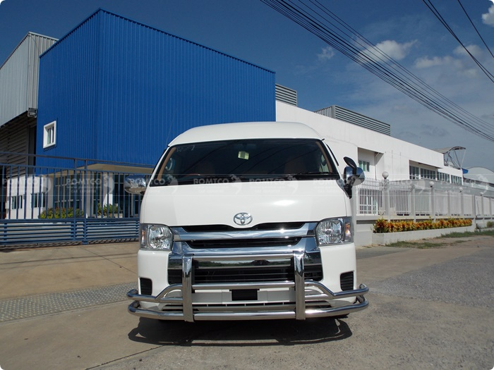 Toyota Hiace Full Accessories