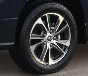 20″ Alloy Wheels