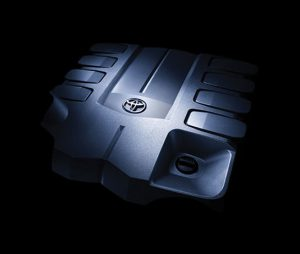 Powerful 4.6 L V8 Dual VVT-i Engine
