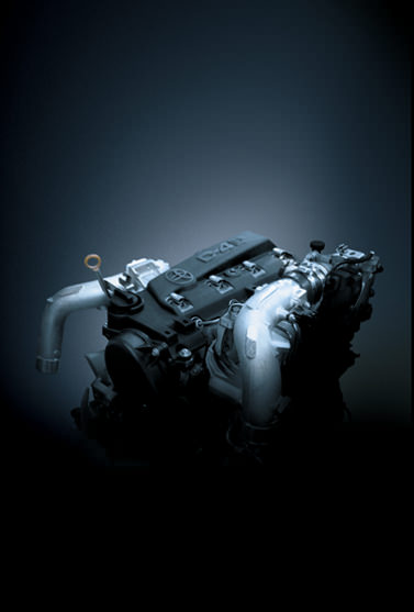 3.0L Turbo Diesel Engine with 161 HP