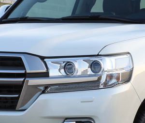 LED Headlamps with Auto High Beam